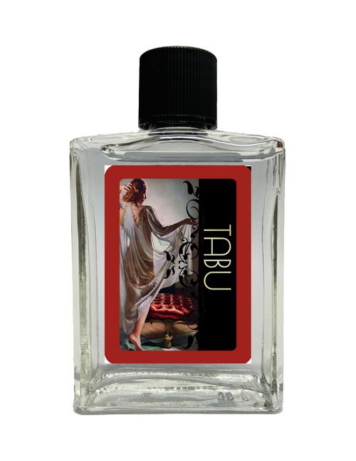 Tabu Spiritual Perfume To Attract Love Passion & Romance 1oz