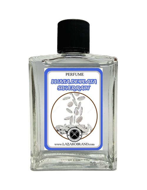 Silver Rain Lluvia De Plata Spiritual Perfume To Attract Good Luck & Financial Abundance 1oz
