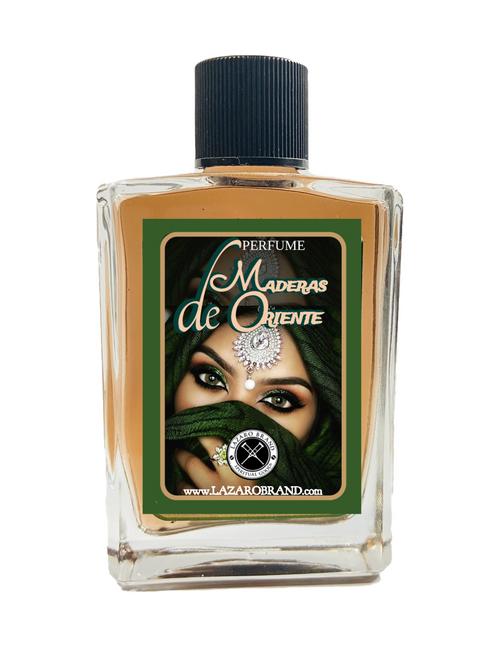 Maderas De Oriente Spiritual Perfume To Attract Love Passion & Romance 1oz
