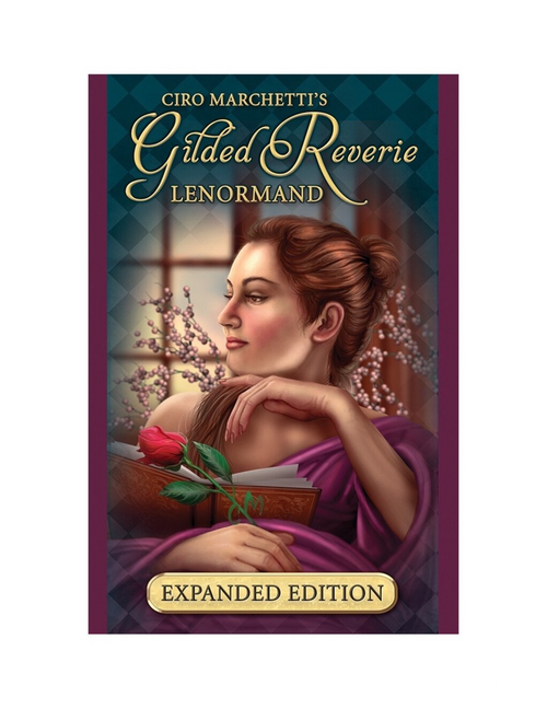 Gilded Reverie Lenormand Expanded Edition Deck by Ciro Marchetti