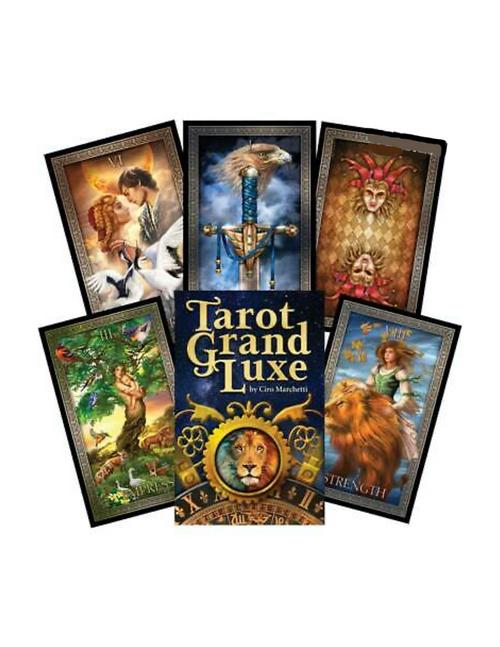 Tarot Grand Luxe By Ciro Marchetti