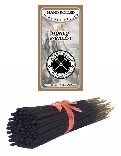 Honey Vanilla Incense Sticks (100 Pack)