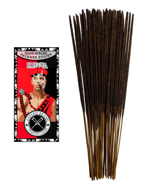 Orisha Eleggua Guardian Of The Crossroads & Destiny Incense Sticks For Protection & Spiritual Guidance