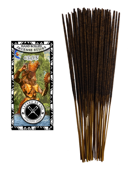 Orisha Oshun Goddess of Love & Fertility Incense Sticks