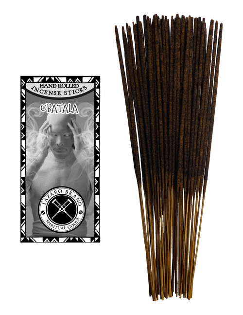 Orisha Obatala Sky Father Guardian Of All People Incense Sticks