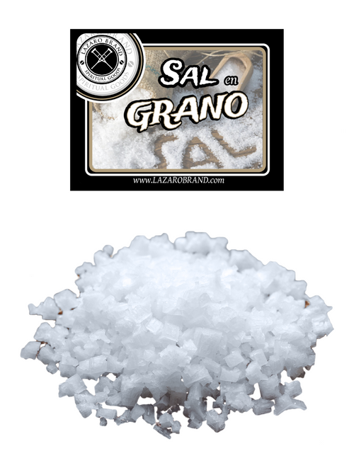 Natural Sea Salt Coarse Grain (16oz)