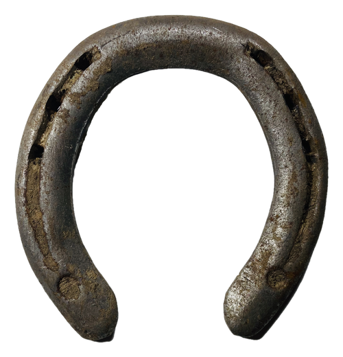 """Lucky Horseshoe For Protection Good Luck & Fertility (5.5"""")"""