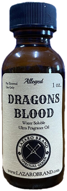 Dragon's Blood Ultra Fragrance Oil