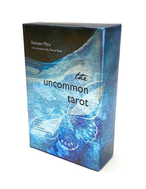 The Uncommon Tarot By Shaheen Miro