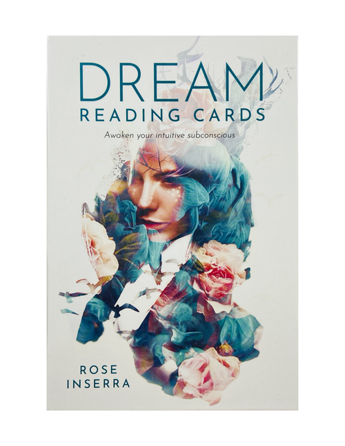 Dream Reading Cards : Awaken Your Intuitive Subconscious By Rose Inserra