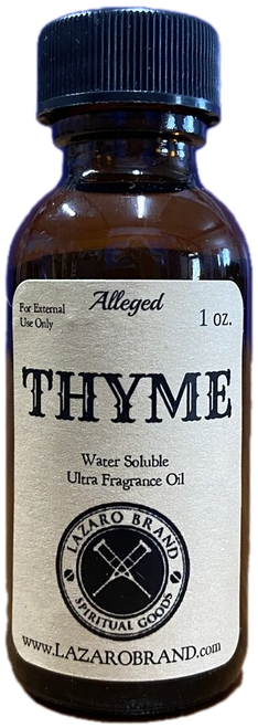 Thyme Ultra Fragrance Oil To Attract Good Health & Courage