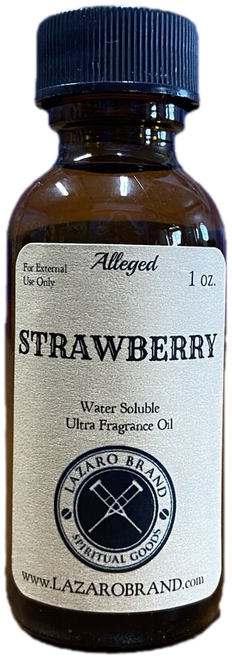 Strawberry Ultra Fragrance Oil For Love Beauty & Good Fortune
