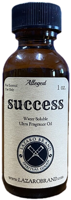 Success Ultra Fragrance Oil To Achieve Your Goals & Dreams