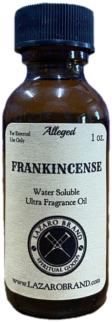 Frankincense Ultra Fragrance Oil To Release Nervous Tension & Connect With Your Higher Power