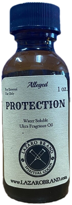 Protection Ultra Fragrance Oil To Prevent Suffering Harm & Injury