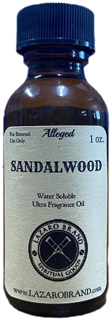 Sandalwood Ultra Fragrance Oil