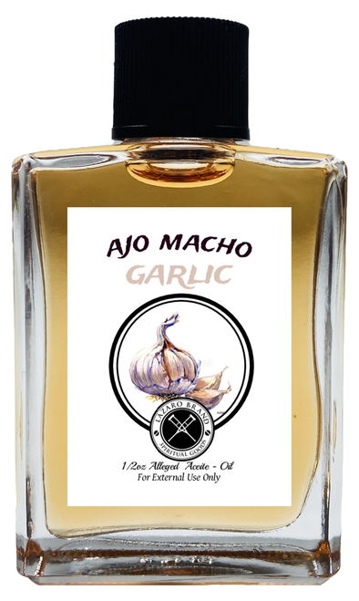 Ajo Macho Garlic Spiritual Oil 1/2oz
