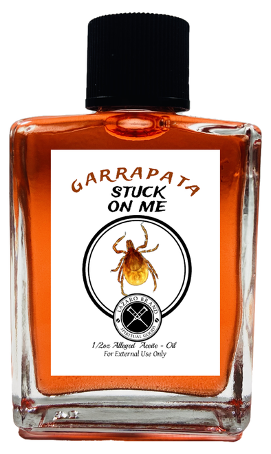 Stuck On Me Garrapata Spiritual Oil 1/2oz