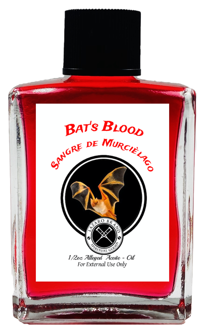 Bat's Blood Sangre De Murcielago Spiritual Oil 1/2oz