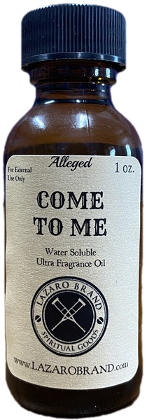 Come To Me Ultra Fragrance Oil For Romance, Love, Attraction, Soulmates, ETC.