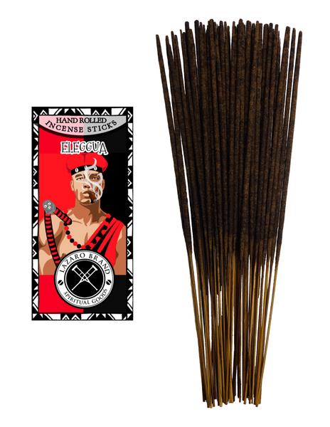 Orisha Eleggua Guardian Of The Crossroads & Destiny Incense Sticks For Protection & Spiritual Guidance