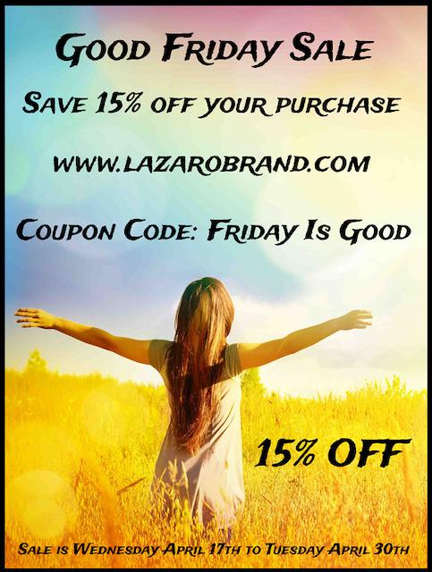 Lazaro Brand Spiritual Store