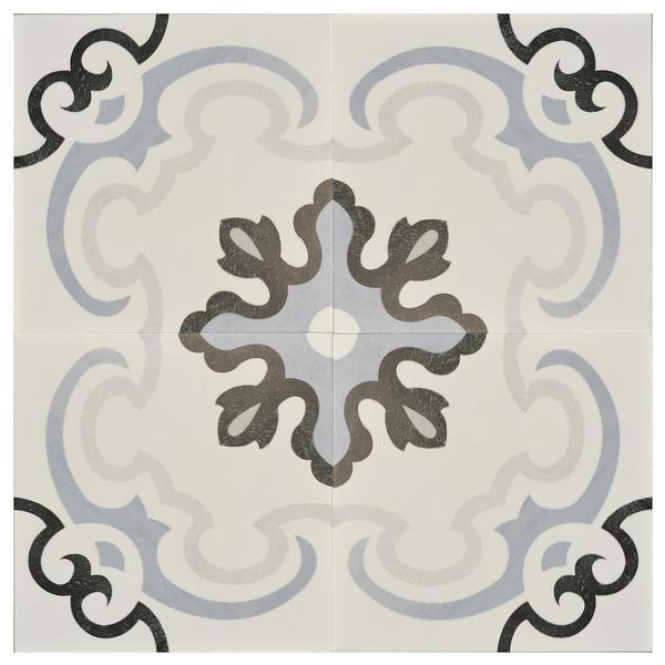 Art Monet Porcelain Tile 9x9 - CASE