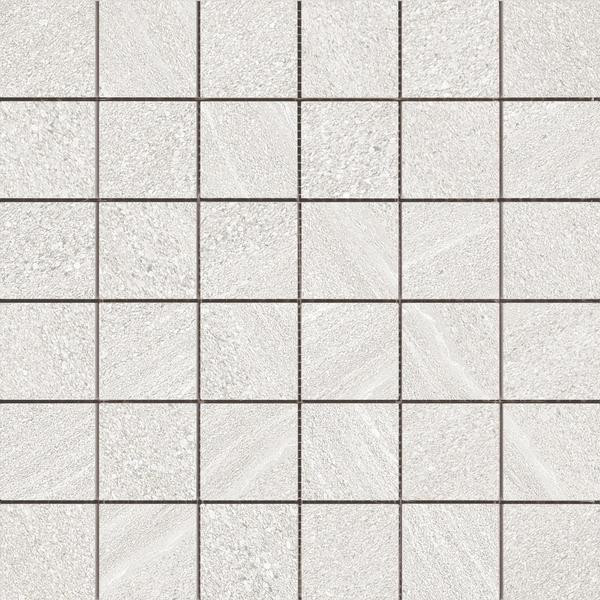Brooklyn Perla 2x2 Porcelain Mosaic 12x12 - EACH