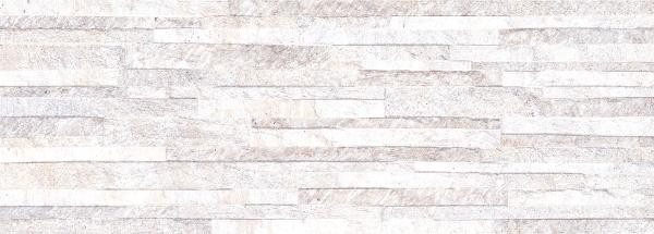 Arcalis White Ledger Porcelain Tile 13x36 - CASE