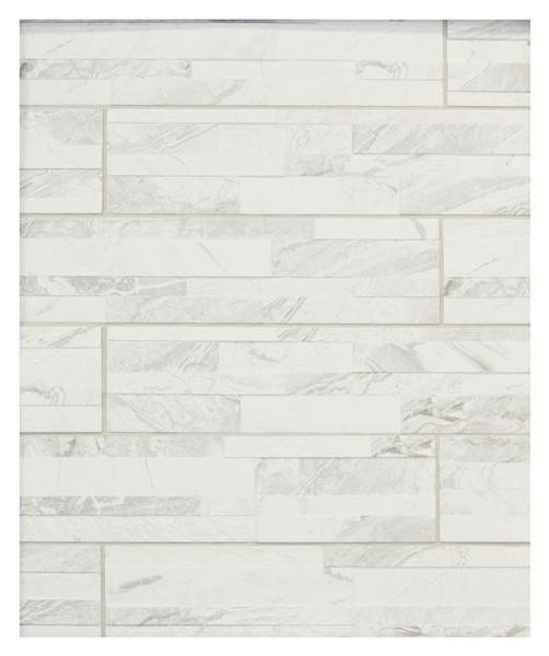 Gioia 3D Bianco Porcelain Tile 6x24 - CASE