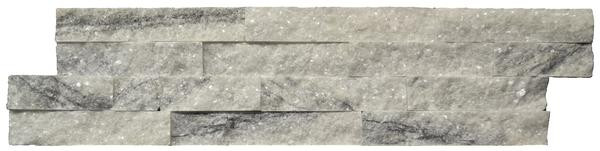Adanga White Ledger Panel 6x24 - EACH