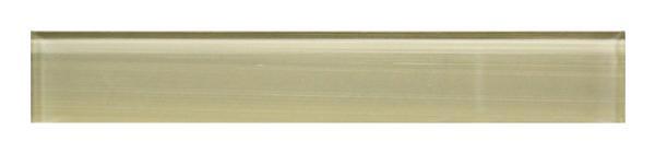 Strips Beige Glass Tile 2x12 - EACH