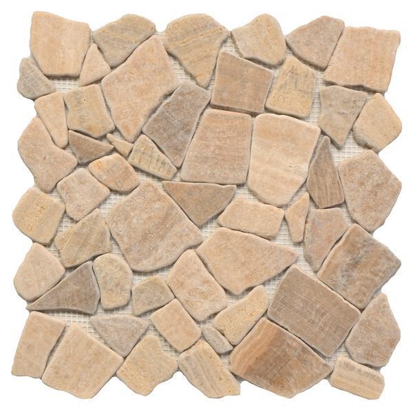 Marmol Wood Mosaic - EACH