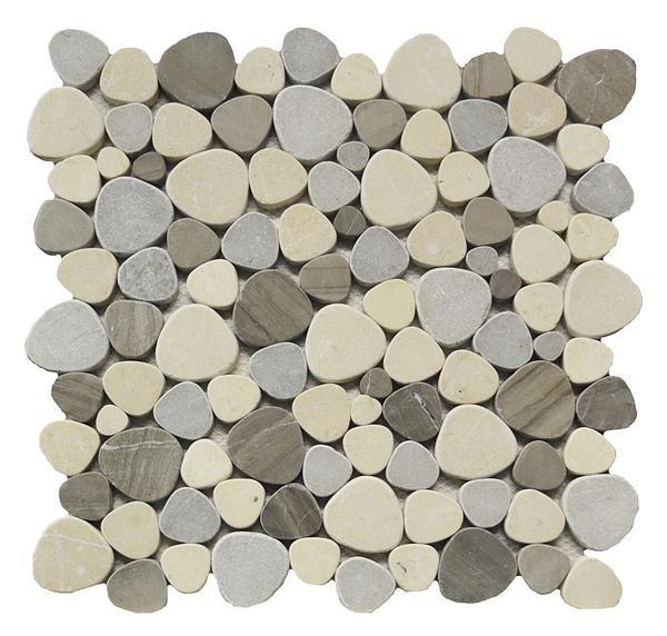 Marmol Mix Mosaic - EACH
