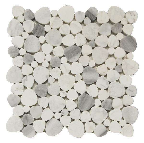 Palm Beach Stone Grey Mosaic  12x12 - EACH