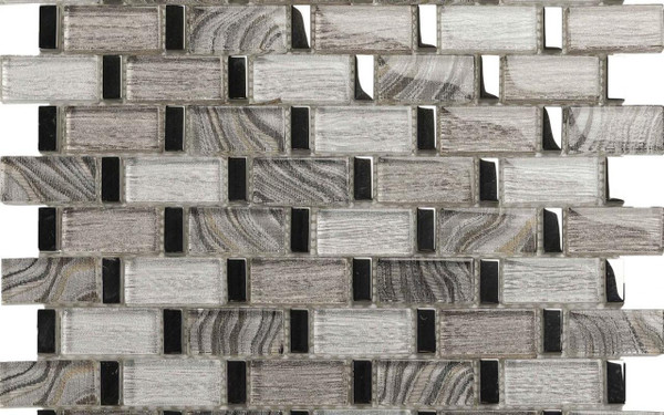 Brockville Wind Glass Mosaic MG857 - EACH