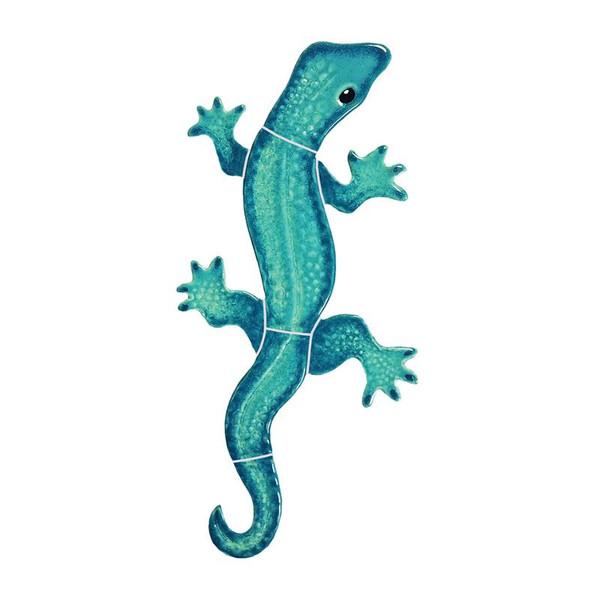 "Gecko Aqua 8x4"" - EACH"