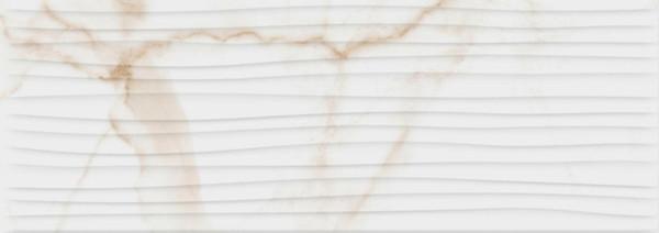 Essential Gold Deco Ceramic Tile 10x27 - CASE