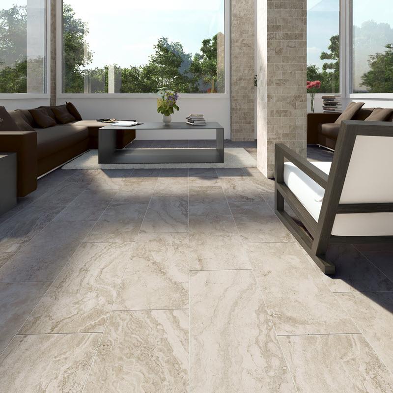 Travertine Floors and Patterns