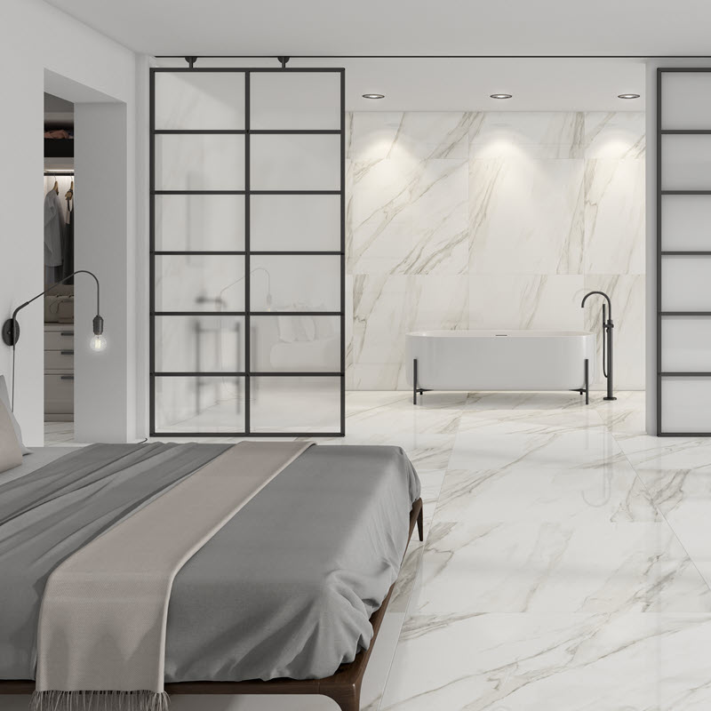 Marble looks for your floors