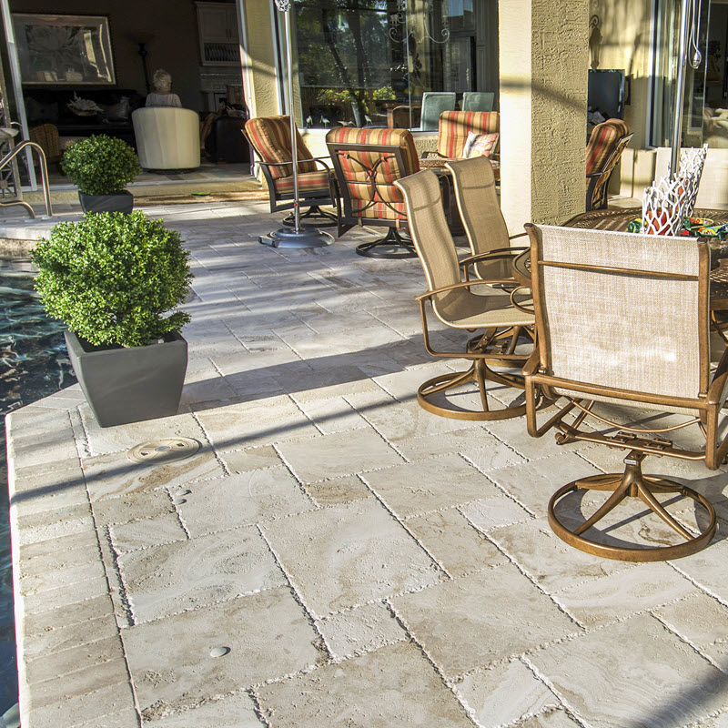 Patio and Outdoor Tile Floors