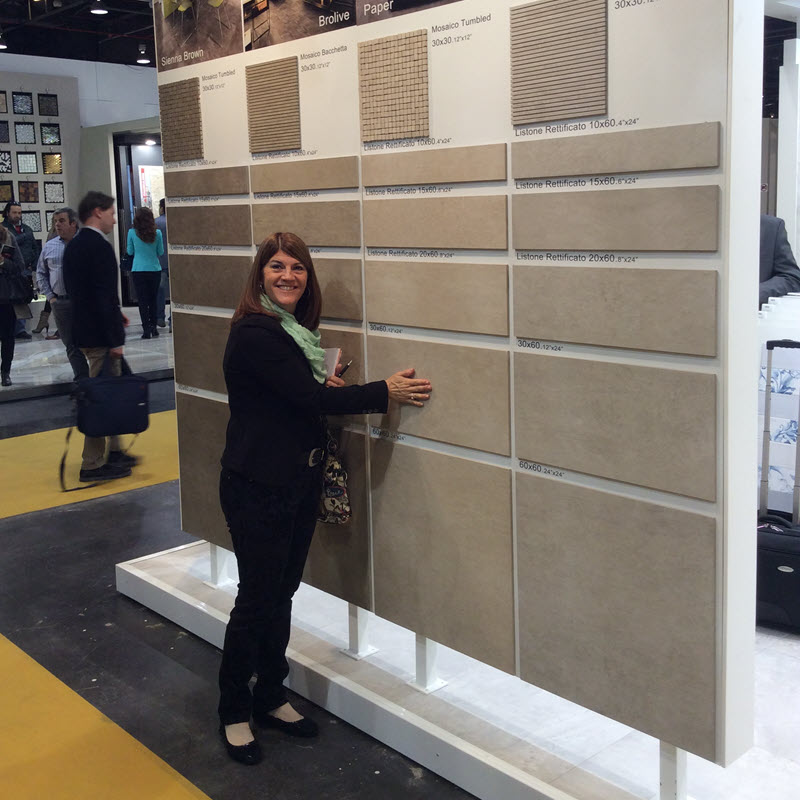 Check out these beautiful tile introductions