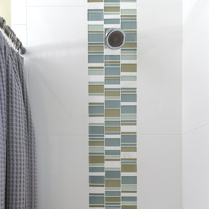 Go vertical with your mosaics
