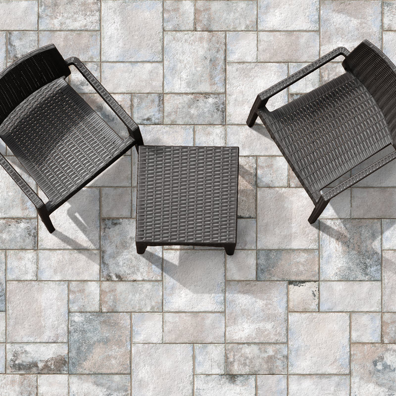 Define Your Landscape With Stone Tile.