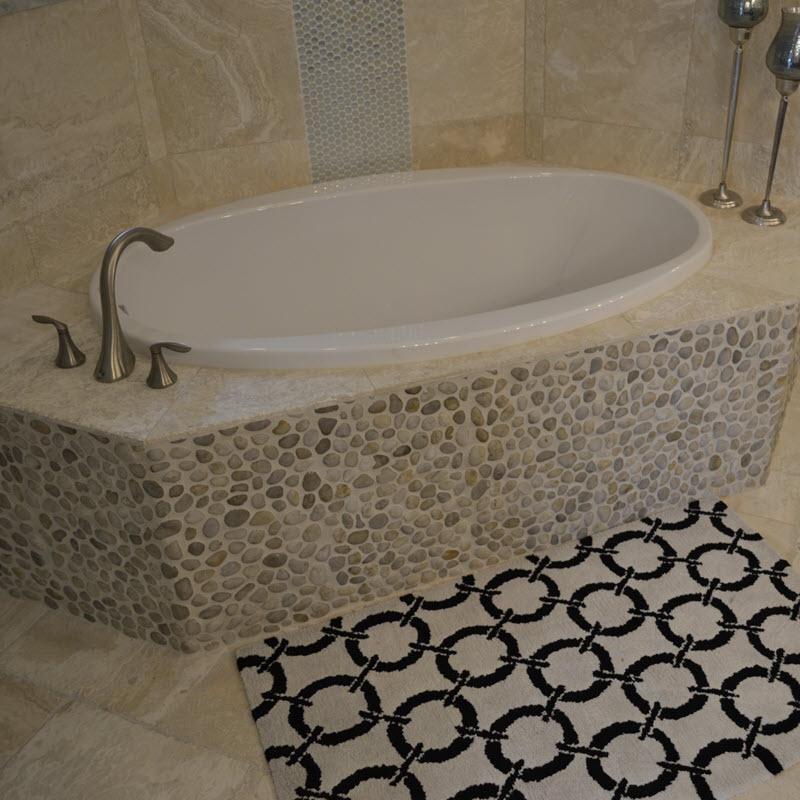 Overmounted or topmount sink
