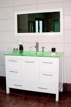 Priele Positano with glass