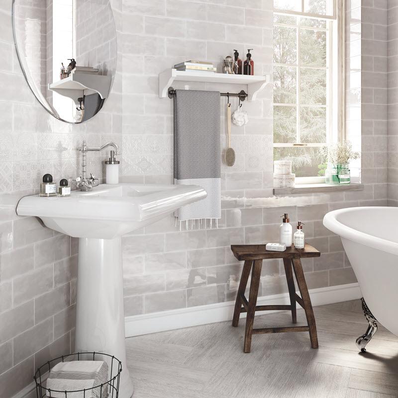 Full bathroom installation