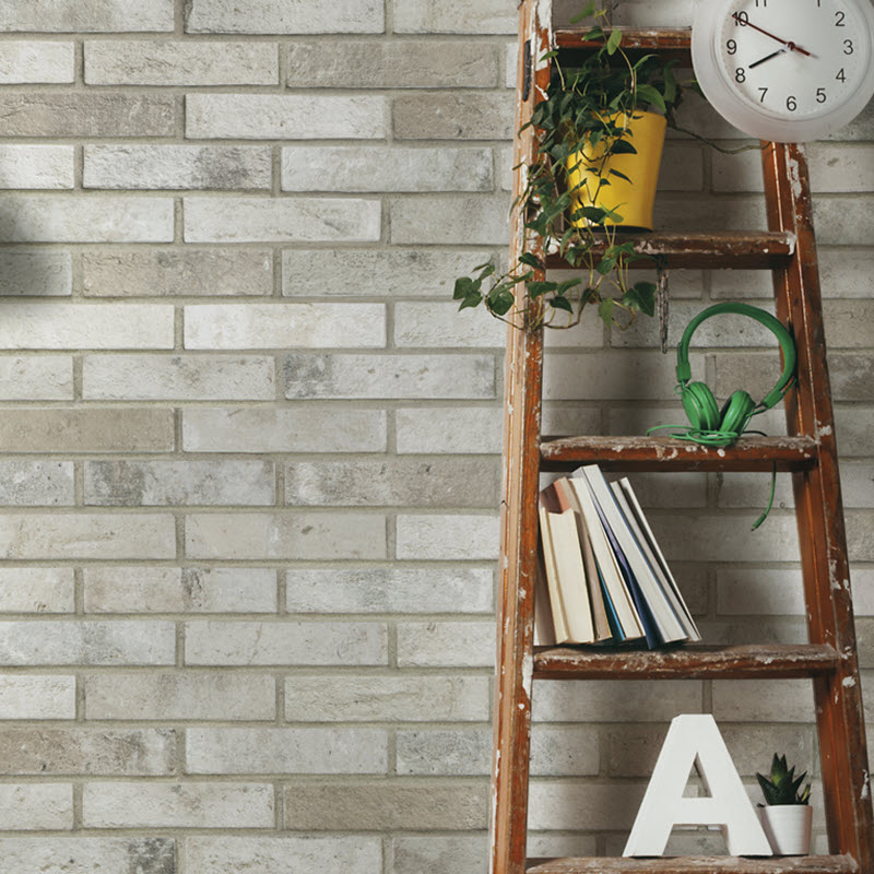 Two-Tone Wall Design