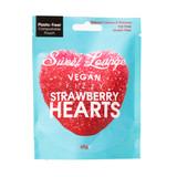 Vegan Vanilla Fudge And Heart Gummies Gift Set