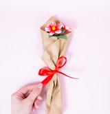 Handmade Vegan Chocolate Bouquet Gift Box